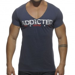 T-Shirt Addicted Marine Addicted