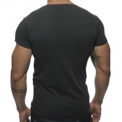 T-Shirt Addicted Noir Addicted