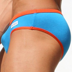 Virgo Brief - Turquoise Rufskin