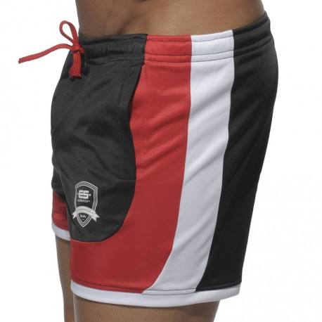 Sport Pants Shorts - Black