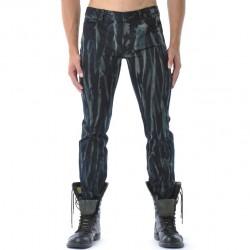 Pantalon Jeans Vapor Noir Nasty Pig