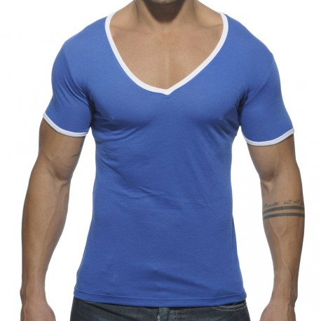 Basic Colors T-Shirt - Royal