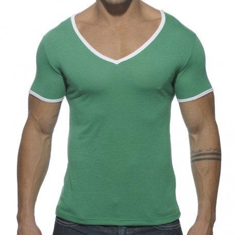 T-Shirt Basic Colors Vert