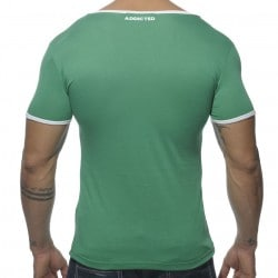 Basic Colors T-Shirt - Green Addicted