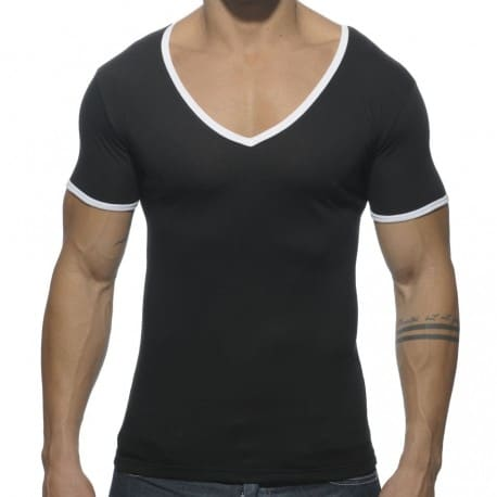 T-Shirt Basic Colors Noir