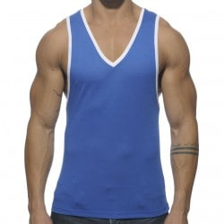 Basic Colors Tank Top - Royal Addicted