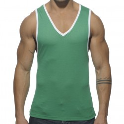 Basic Colors Tank Top - Green Addicted