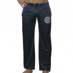 Pantalon Casual Brodé Marine ES Collection