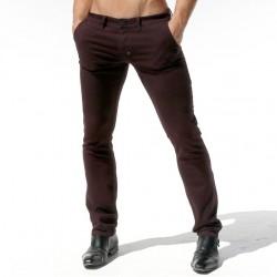 Pantalon Jeans Helmut Bordeaux Rufskin