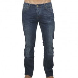 Pantalon Jeans Boot Cut Marine ES Collection