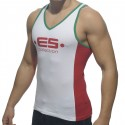 Flags Tank Top - Italy