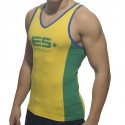 Flags Tank Top - Brazil