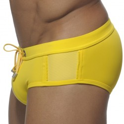 Slip de Bain Sete Jaune ES Collection