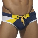 Times Square Swim Brief - Navy