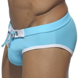 Slip de Bain Times Square Turquoise ES Collection
