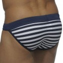 Slip de Bain Sailor Bikini Marin - Marine