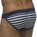Sailor Bikini Swim Brief - Sailor - Navy