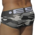 Kangaroo Brief - Camo Grey