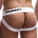 Pump! Jockstrap - White