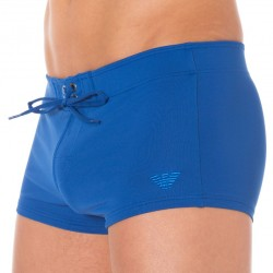 Boxer de Bain Eagle Embroidery Royal Emporio Armani