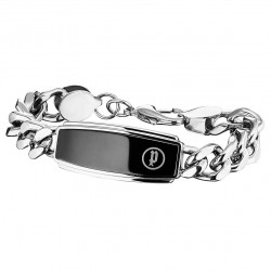 Bracelet Universal II - Noir Police