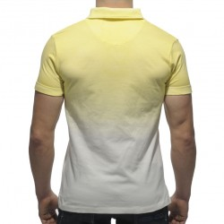 Polo Degraded Color Jaune ES Collection