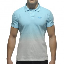 Polo Degraded Color Turquoise ES Collection