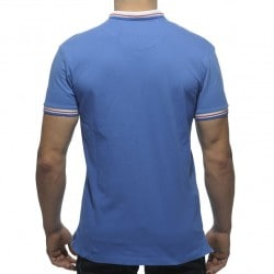 Polo Rounded Shield Bleu ES Collection