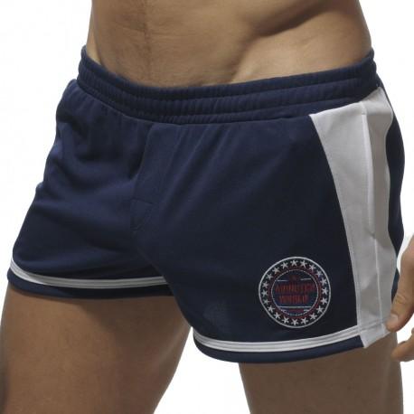 Running Shorts - Navy