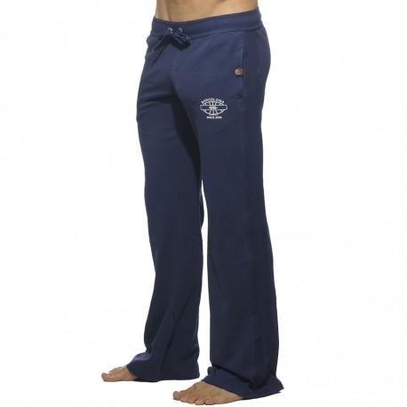 Pantalon Detailed Pocket Marine