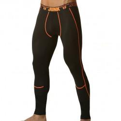 Caleçon Long Raw Noir - Orange Junk Underjeans