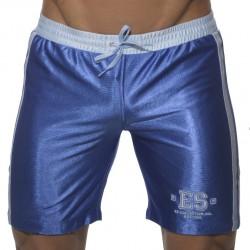 Shiny Bermuda Shorts - Royal ES Collection