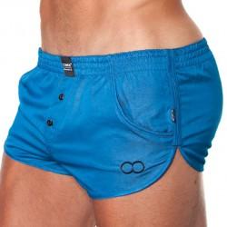 Boxer Short Icon Bleu Nuit 2Eros