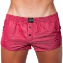 Icon Boxer Shorts - Mahogany Red