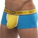Vivid Boxer - Blue - Yellow