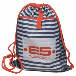 Sac de Plage Marin - Rouge ES Collection