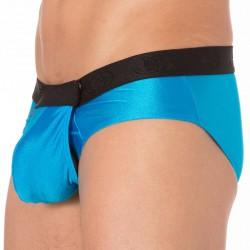 Slip Bikini Opening Pouch Turquoise Joe Snyder