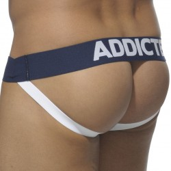 Jock Strap Basic Colors Blanc - Marine Addicted