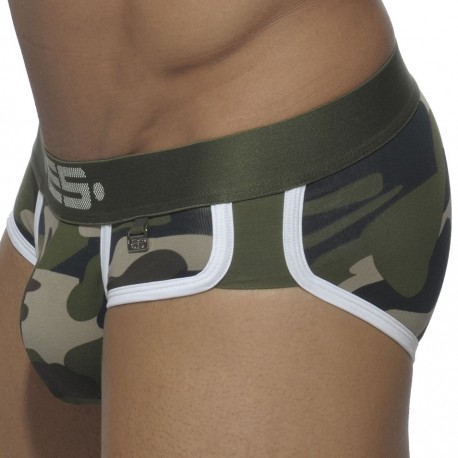 Double Side Brief - Camouflage
