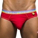 Almost Naked Pride Brief - Red