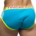 Twerk Brief with Show-It - Turquoise