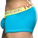 Twerk Boxer with Show-It - Turquoise