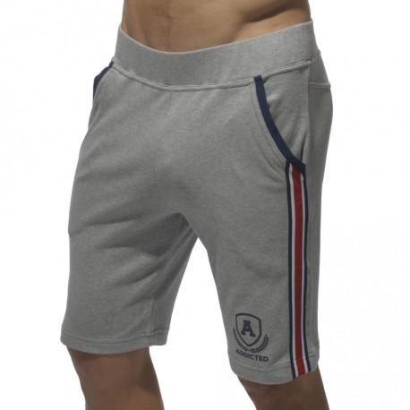 Intercotton Bermuda Shorts - Grey
