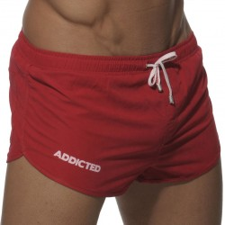 Short de Bain Curve Rouge Addicted