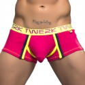 Twerk Tagless Boxer - Neon Red