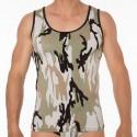 Débardeur Sheer Camouflage - Camo