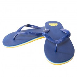 Tongs Bleu Marine Sundek