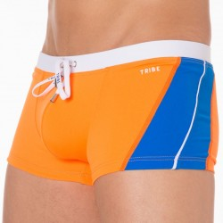 Shorty de Bain Caribbean Orange Tribe