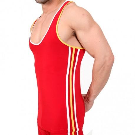 Débardeur Olympian Rouge