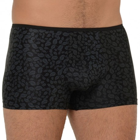 Temptation Private Boxer - Black